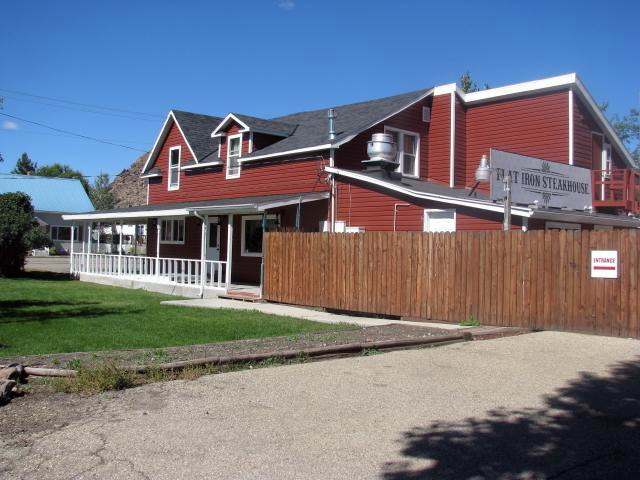 JORDAN VALLEY, ORE RESTAURANT $310,000.00